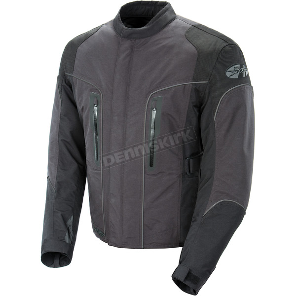 Joe Rocket Black/Gunmetal Alter Ego 3.0 Jacket - 1051-6602
