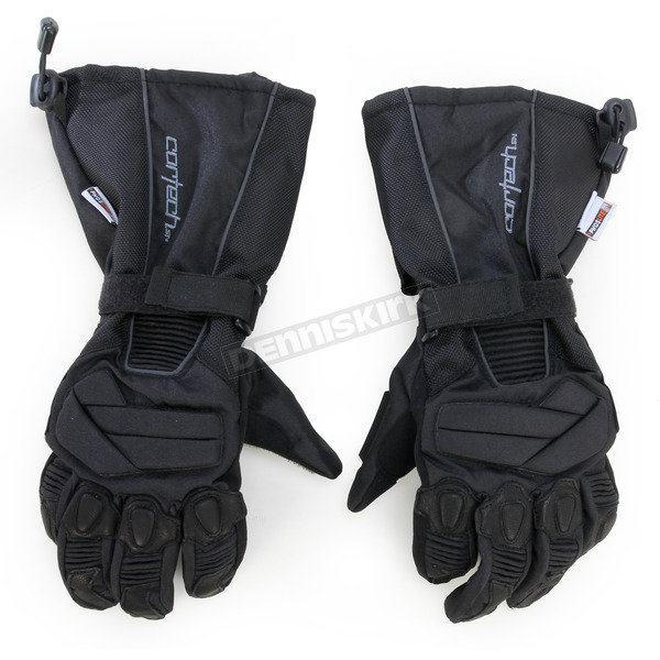 Cortech Black Cascade 2.1 Snow Gloves - 8943-1405-04