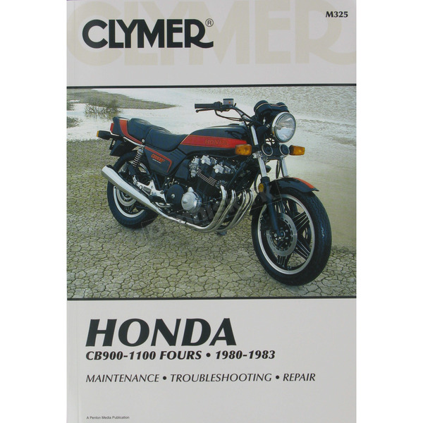 Clymer Honda Repair Manual  - M325