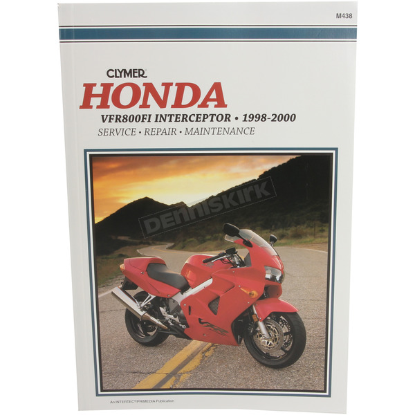 Clymer Honda Repair Manual - M438