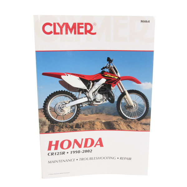 Clymer Honda Repair Manual - M464