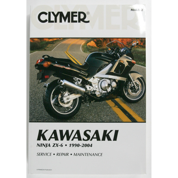 Clymer Kawasaki Repair Manual  - M468-2