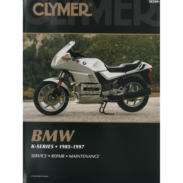 Clymer BMW Repair Manual  - M500-3