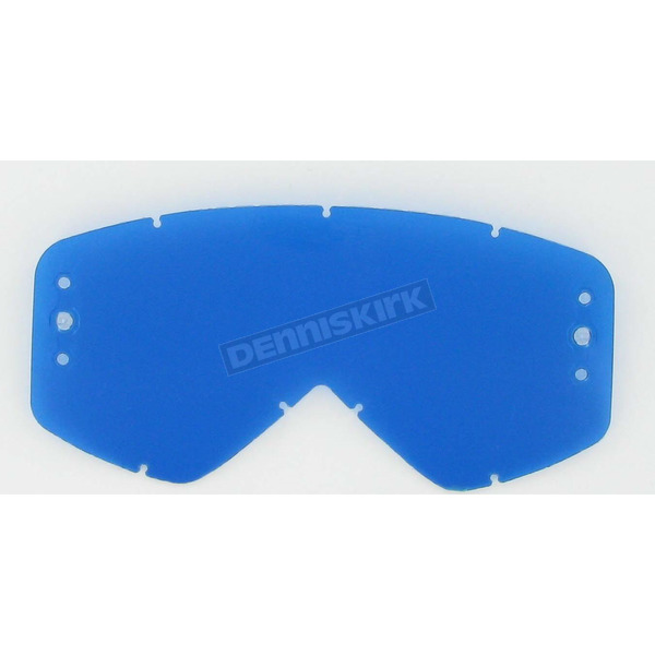 Smith Blue Single Lens for Smith Goggles - FL1B