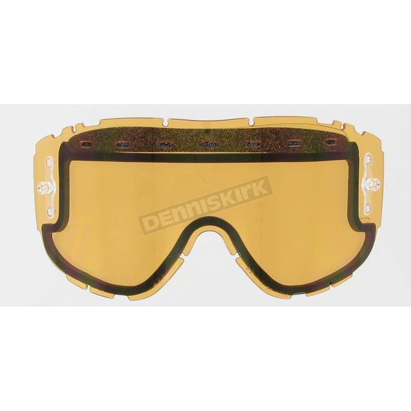 Smith Gold Lite Dual PMT Lens for Smith Goggles - PS23L