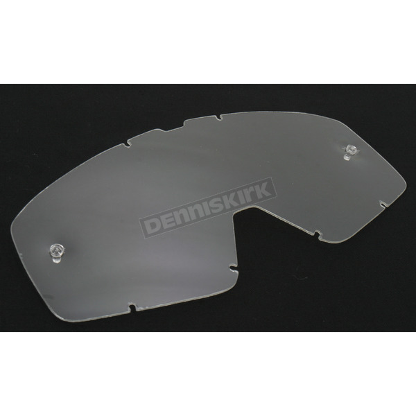 Clear Replacement Lens for Fox Main Goggles - 2602-0334