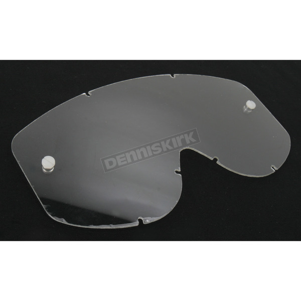 Moose Clear Replacement Lens for Scott Works XI 83/90 Goggles - 2602-0354