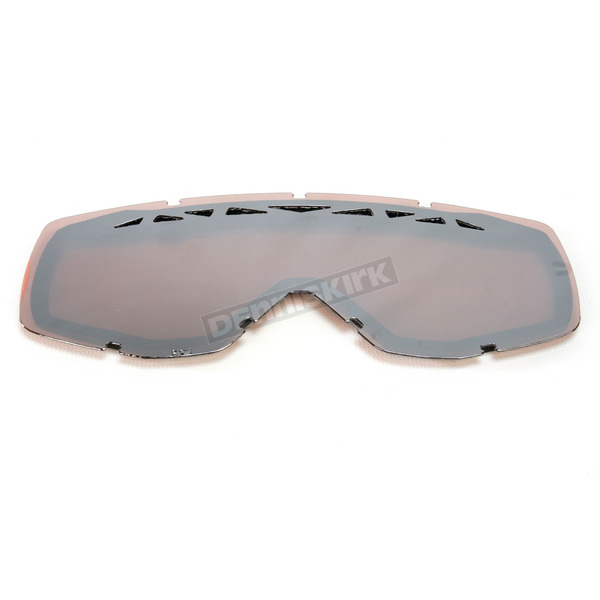 Scott Silver Chrome ACS Thermal Double Lens for Hustle and Tyrant Series Goggles  - 219704-015