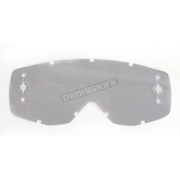 Scott Gray WORKS Single Lens for Hustle, Split and Tyrant Series Goggles - 219702-119