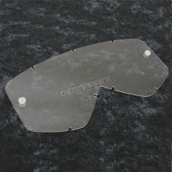 Moose Replacement Clear Lens for Smith Fuel/Intake Goggles - 2602-0448