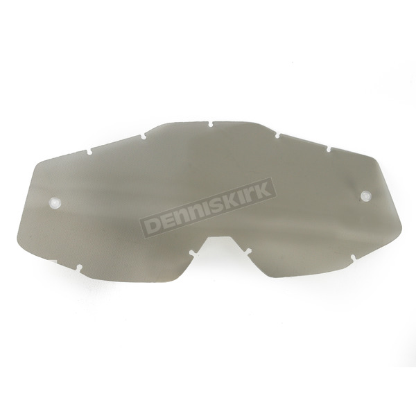 100% Smoke Lens for Accuri Youth Goggles - 51003-007-02