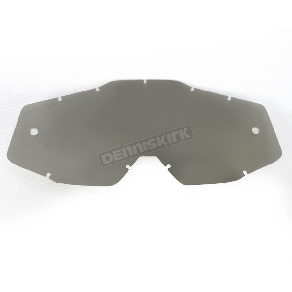 100% Silver Mirror Lens for Accuri Youth Goggles - 51003-008-02