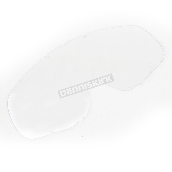 CKX Clear Single Anti-Scratch Lens for YH-18DL Goggles - 120042