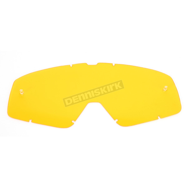 Moose Yellow Tint Replacement Lens for Fox Main Goggles - 2602-0529