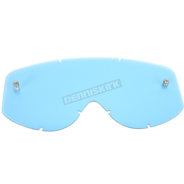 Moose Blue Tint Replacement Lens for Scott Works Xi 83-89 Goggles - 2602-0544