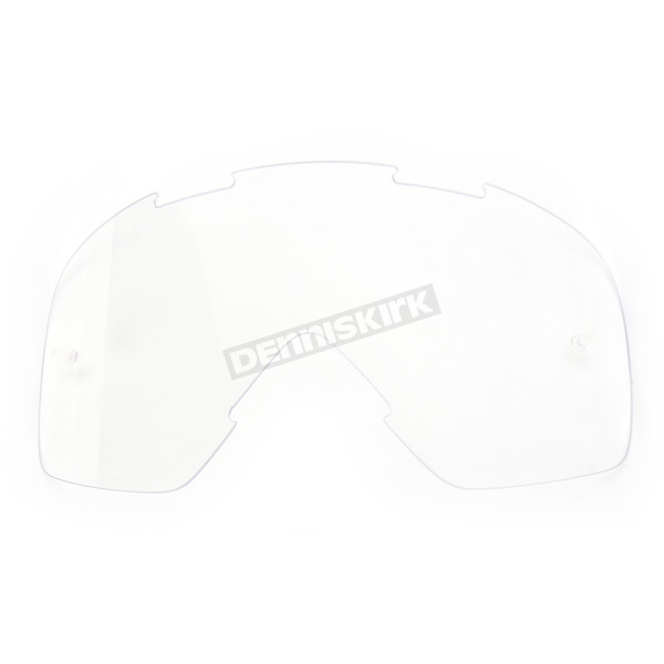 FXR Racing Clear Single Replacement Lens - 14442