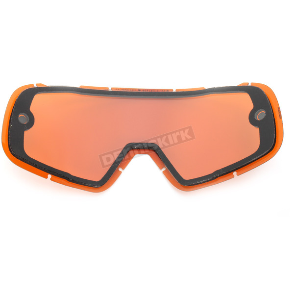 Fox Orange Dual Replacement Lens for Air Space Goggles - 09953-902-OS