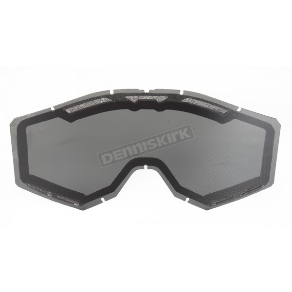 Klim Smoke Polarized Radius Pro Dual Replacement Lens - 7000-902-000-608