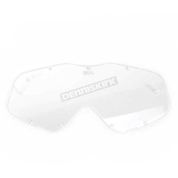 Spy Optic Clear Klutch/Whip/T3 Replacement Lens - 092018000097