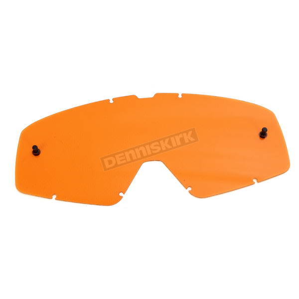 Fox Orange Main Replacement Lens - 12606-904-OS