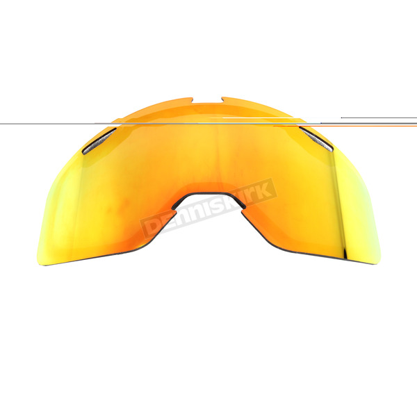 FXR Racing Solar Core/Boost XPE Replacement Dual Lens - 183110-2000-00