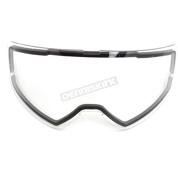 Clear w/Post Squadron Dual Lens - 183112-0001-00