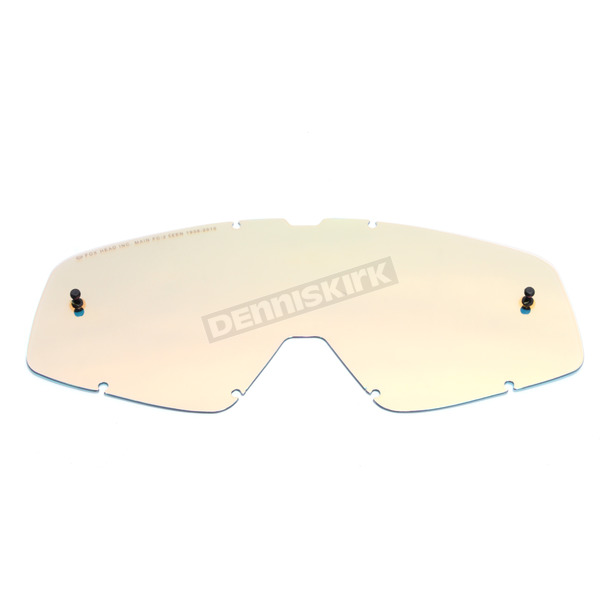 Fox Pink Spark Main Replacement Lens - 12608-170-OS
