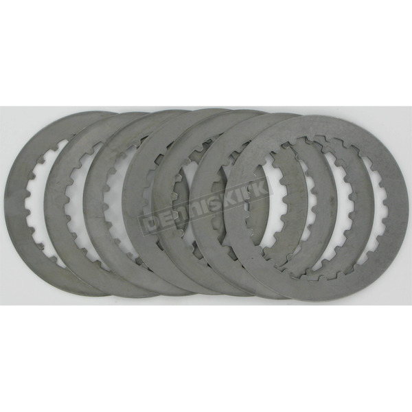 Moose Steel Clutch Plates - M80-7107