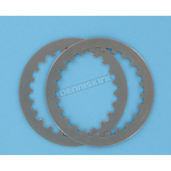Moose Steel Clutch Plates - M80-7111-2