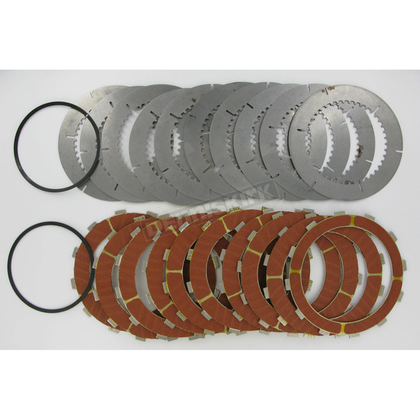 Barnett Replacement Clutch Plate Set for Scorpion Billet Clutches - 306-32-40443