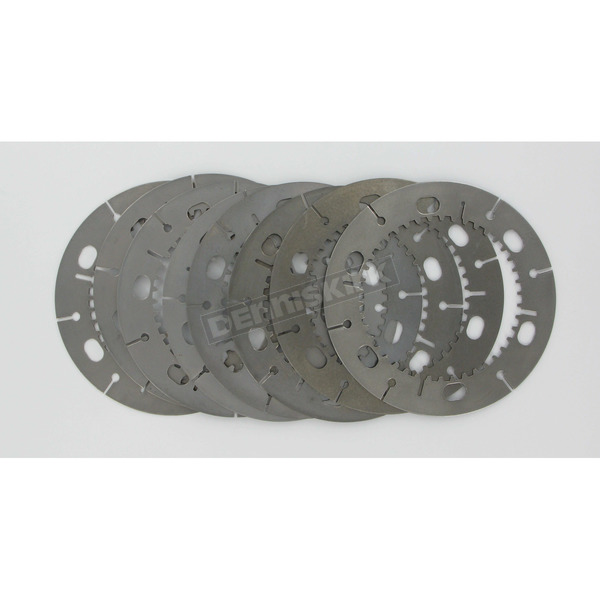 DP Clutches High-Performance Steel Clutch Plate Kit - DPHK514