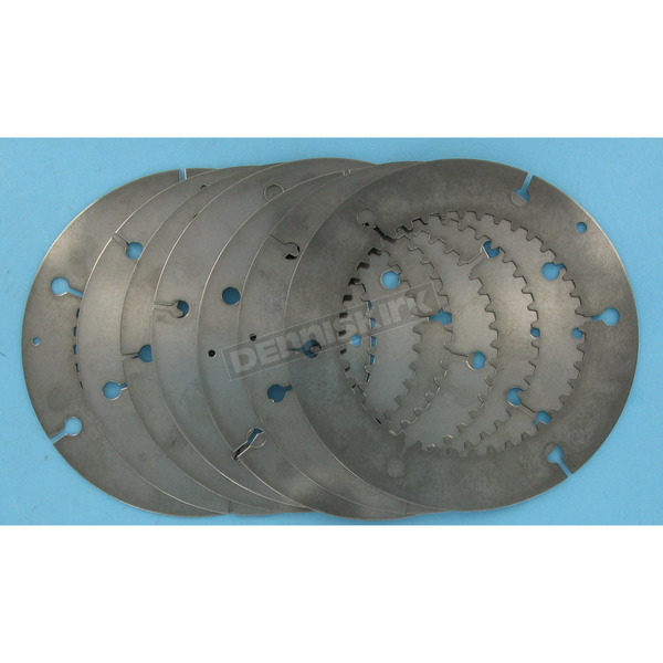 DP Clutches High-Performance Steel Clutch Plate Kit - DPHK515