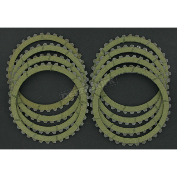 Drag Specialties Kevlar Friction Clutch Plate Kit - 1131-0420