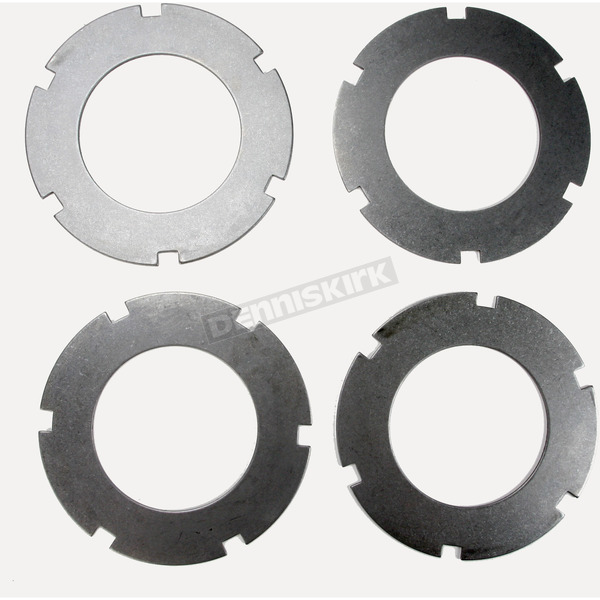 Drag Specialties Steel Clutch Plate Kit - 1131-0432