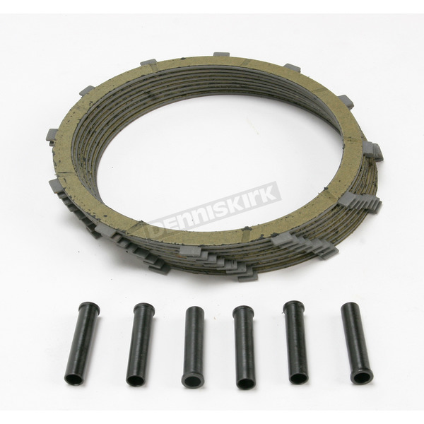 Drag Specialties Kevlar Friction Clutch Plate Kit - 1131-0439