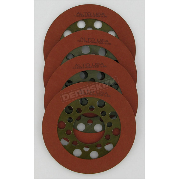Alto Products Red Eagle Organic Clutch Plate Kits - 095752C