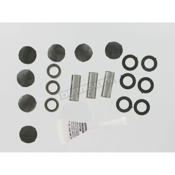 Comet Roller Kit for 108-C/102-C 77-85/87-88 Partial/OEM Arctic Cat thru 96 - 207756A