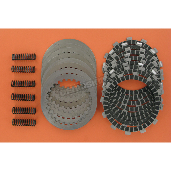DP Brakes Clutch Kit w/Steel Plates - DPSK226F