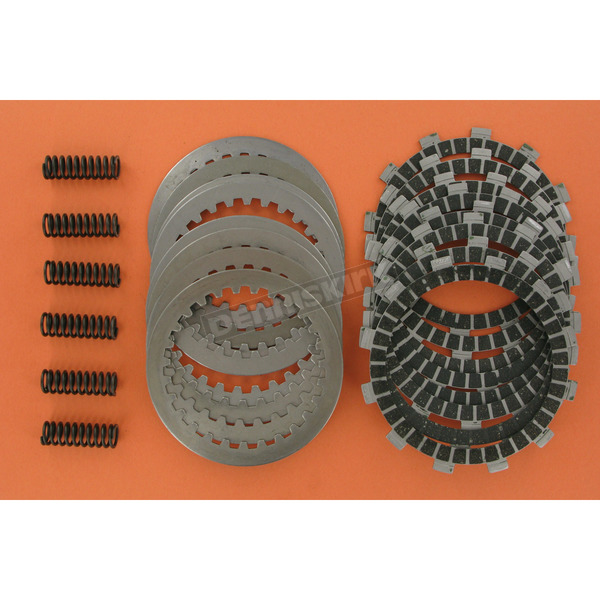DP Brakes Clutch Kit w/Steel Plates - DPSK239F