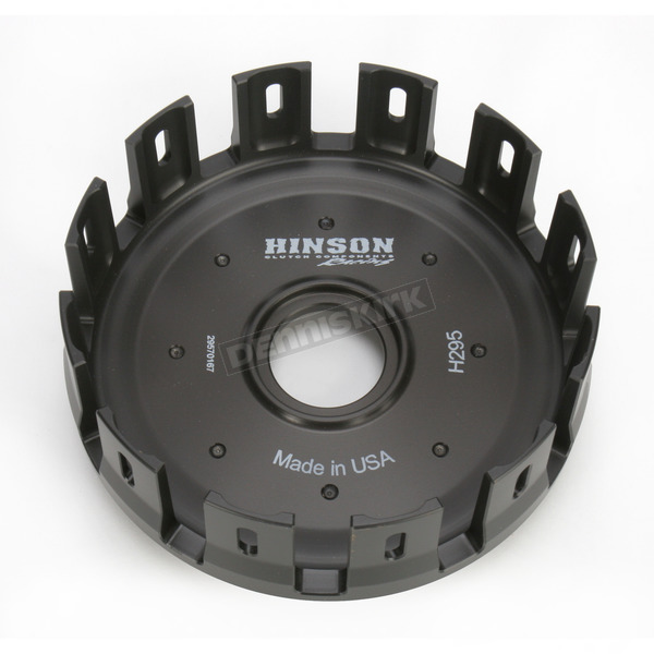 Hinson Billet Clutch Basket - H295