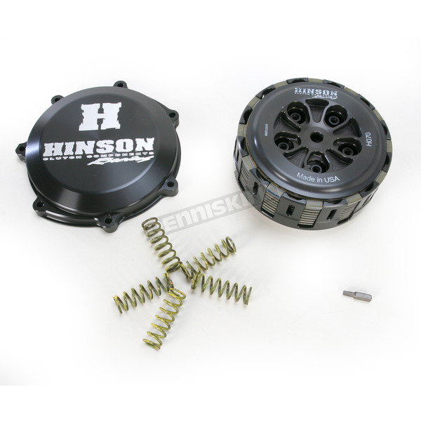 Hinson Complete Billetproof Conventional Clutch Kit - HC341