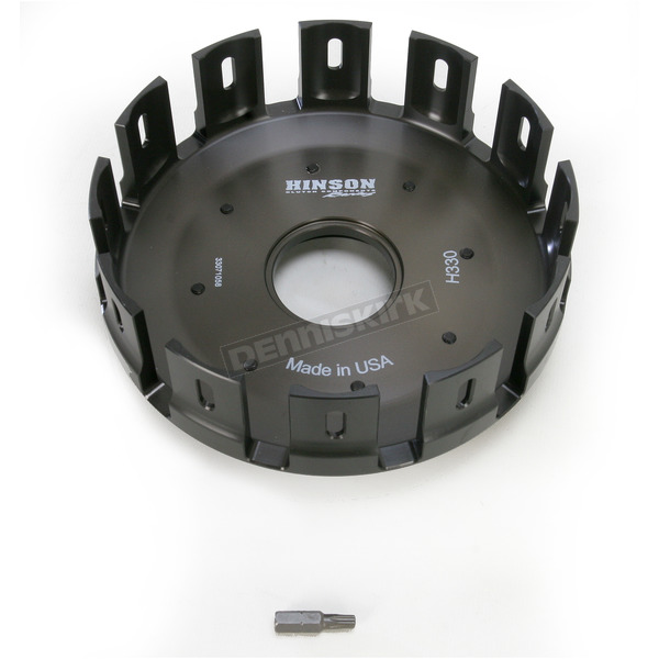 Hinson Billetproof Clutch Basket - H430