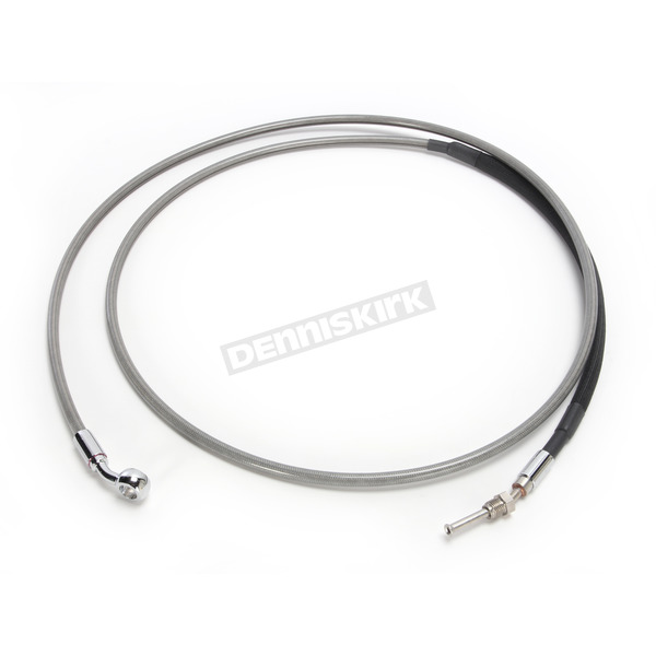 Magnum XR Polished Stainless Hydraulic Clutch Line - SSC0105-84