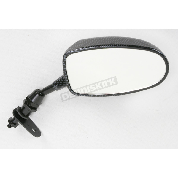 Parts Unlimited Universal Mirror  - 0640-0346