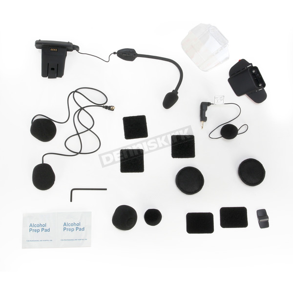 Cardo Systems Scala Rider Q1/Q3/QZ Audio/Microphone Kit - SRAK0022