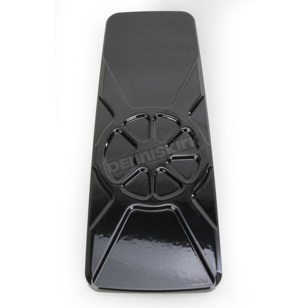 LA Choppers Decadent Black Powdercoat Fusion Dash Insert - LA-F300-01B
