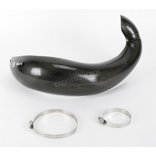 Moose Pipe Guards by Eline for Stock Exhausts - 1861-0588