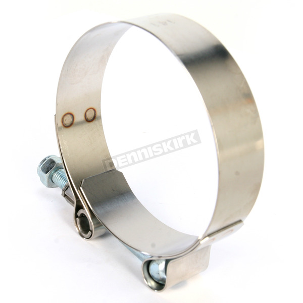 Shindy Heavy-Duty Stainless Steel Exhaust Clamp - 30-717
