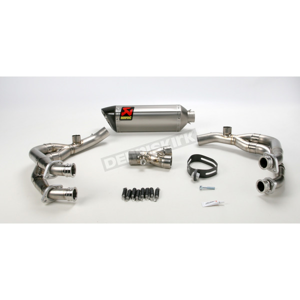 Akrapovic Evolution Line Exhaust System w/Carbon Hex Muffler - S-Y6RFT7TL-ZT