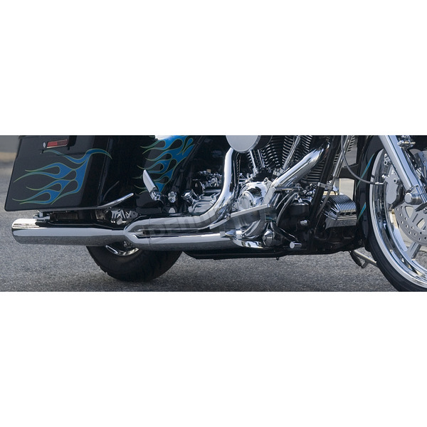 Freedom Performance Chrome Union 2-into-1 Exhaust System - 689851